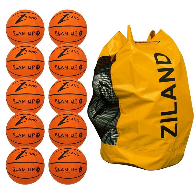 Ziland Training Basketball 10 Pack