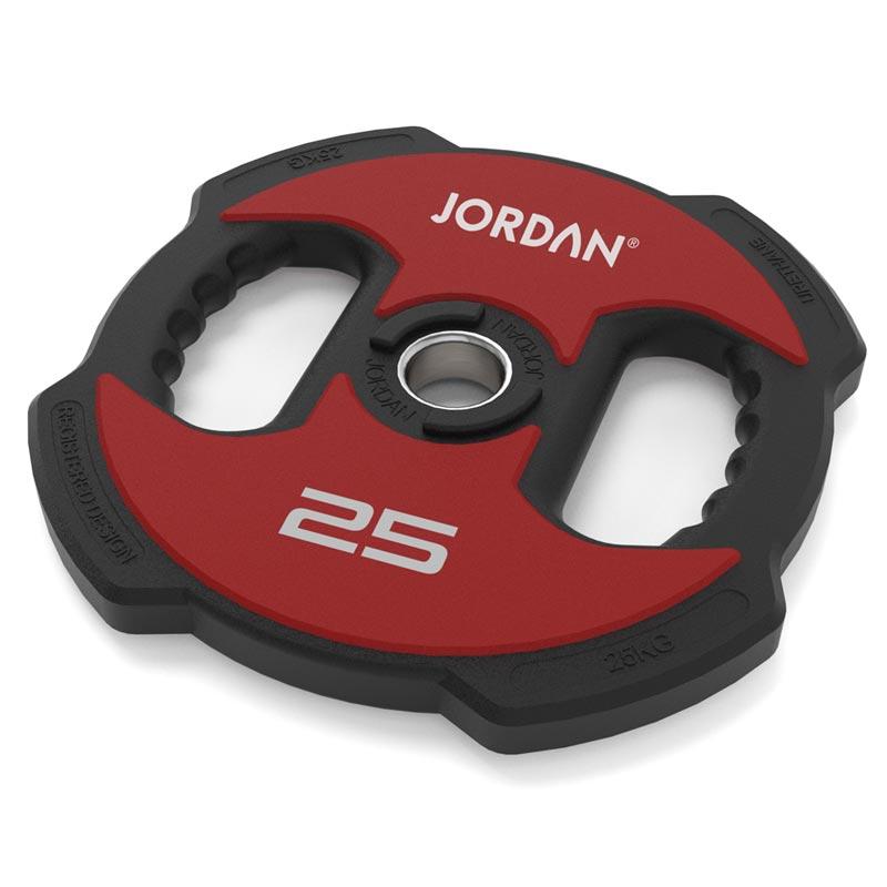 Jordan Fitness Ignite V2 Urethane Olympic Plate