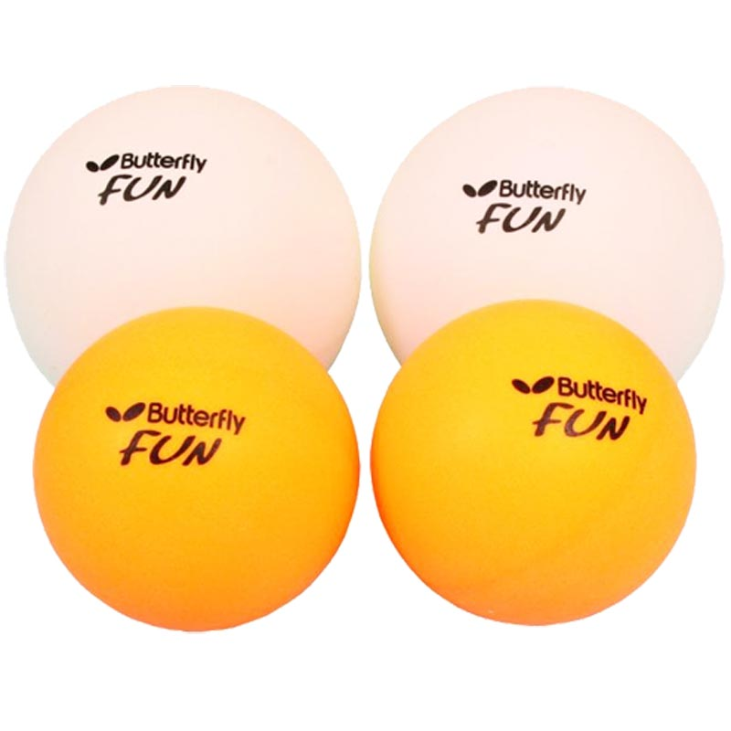 Butterfly Jumbo Table Tennis Balls