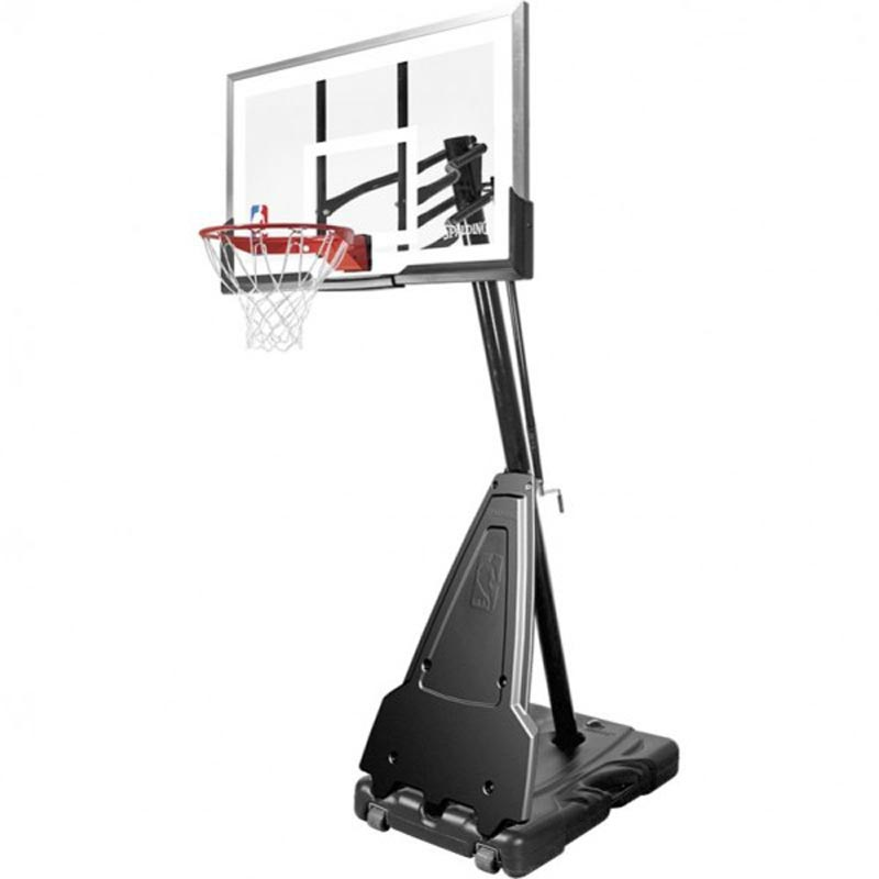 Spalding Nba Platinum Portable Basketball System
