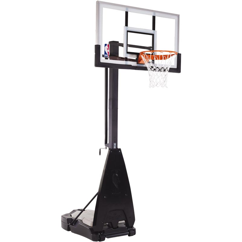 Spalding NBA Ultimate-Hybrid Basketball System