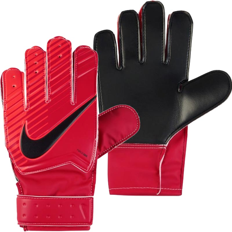 b6fe9bc4a97 Nike Match Junior Goalkeeper Gloves University Red. Tap to expand
