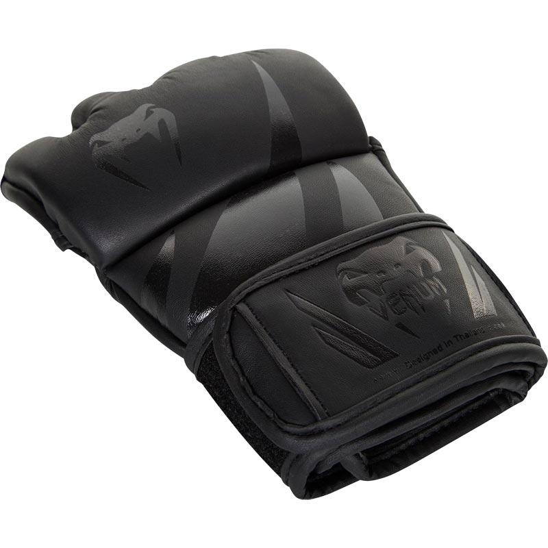 Venum Neon Challenger MMA Gloves