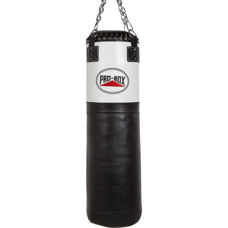 Pro Box Black Collection 4ft Super Heavy Punch Bag