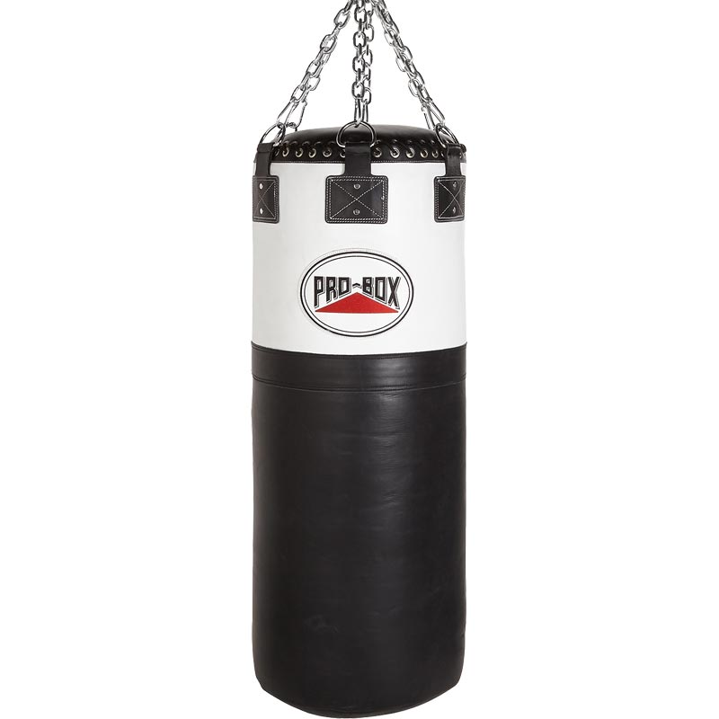Pro Box Black White Jumbo Punch Bag