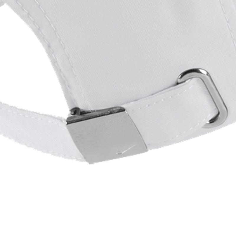 Nike Heritage 86 Metal Swoosh Cap White