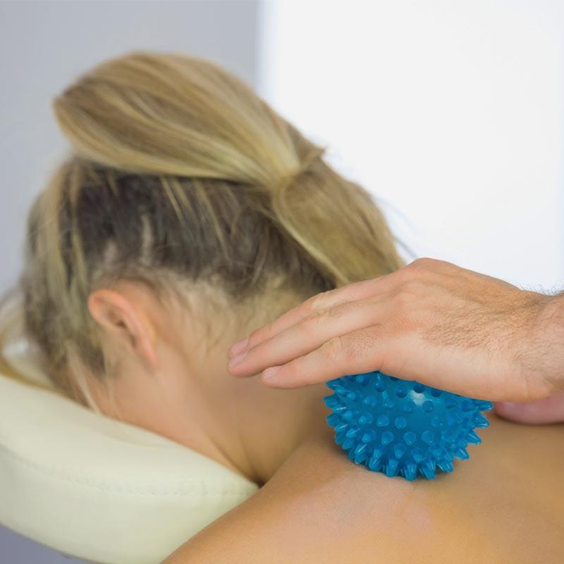 Apollo Spiky Massage Ball 8cm