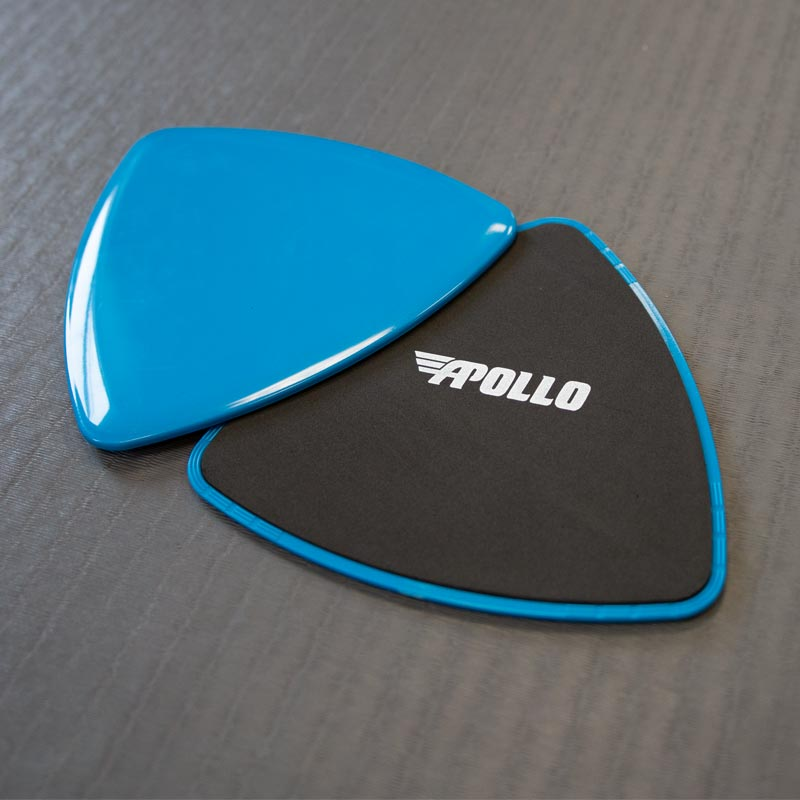 Apollo Fitness Core Gliding Disc Slides 2 Pack