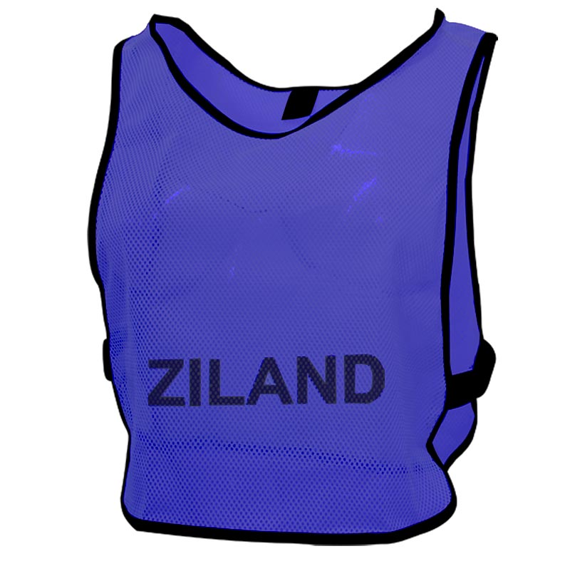 Ziland Pro Training Bib Blue