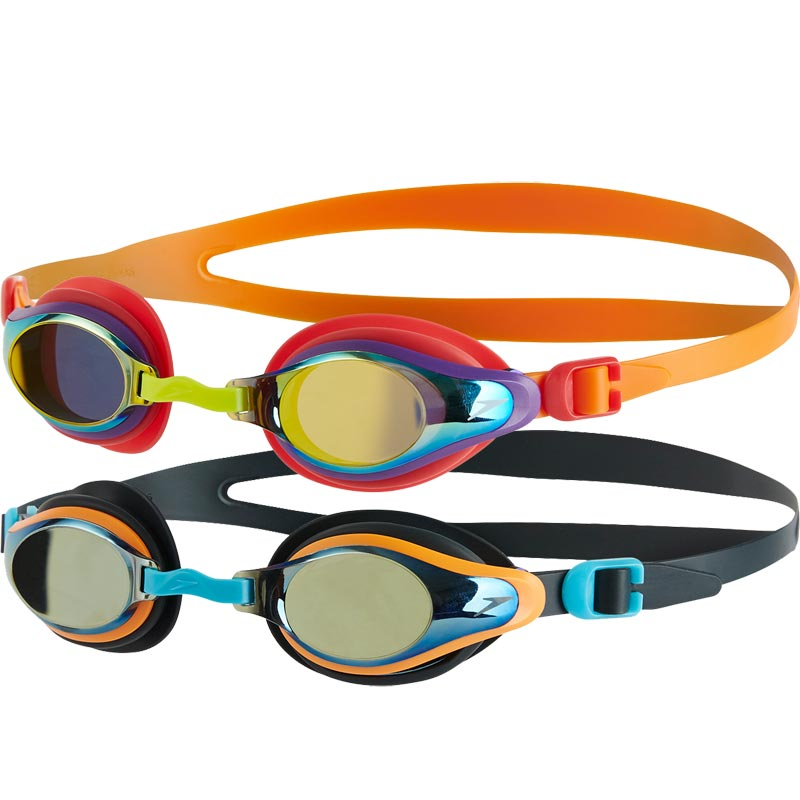 Speedo Junior Mariner Supreme Mirror Swimming Goggles