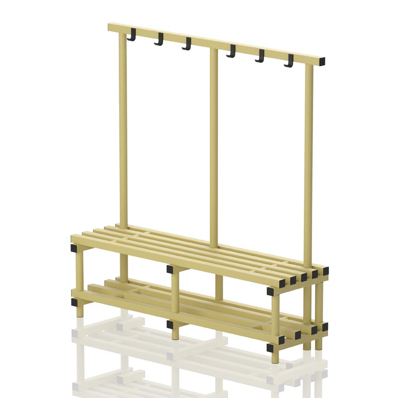 Vendiplas Single Bench With Hanger
