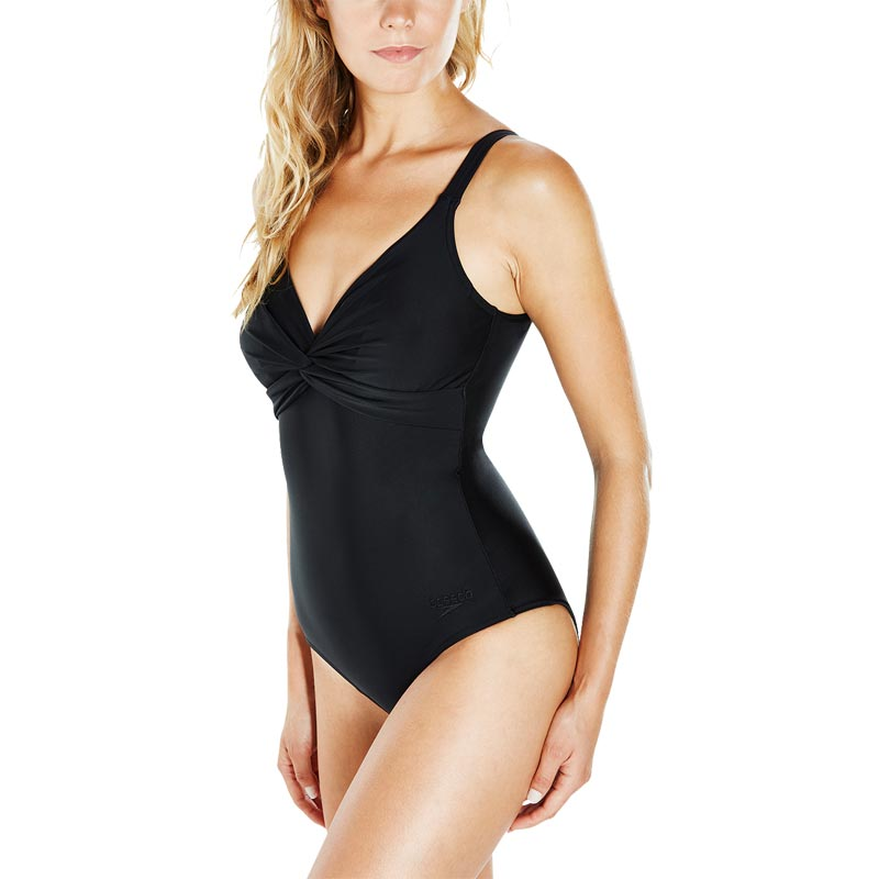 Speedo Brigitte Swimsuit Black