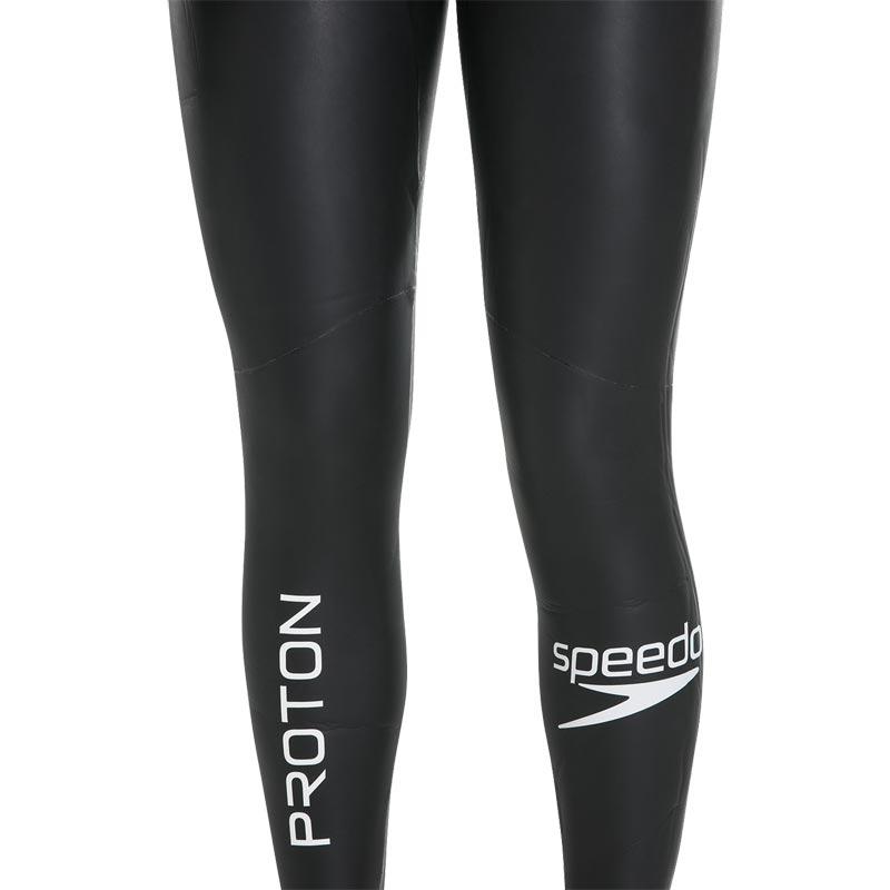 Speedo Fastskin Proton Wetsuit Black/Diva/Siren Red