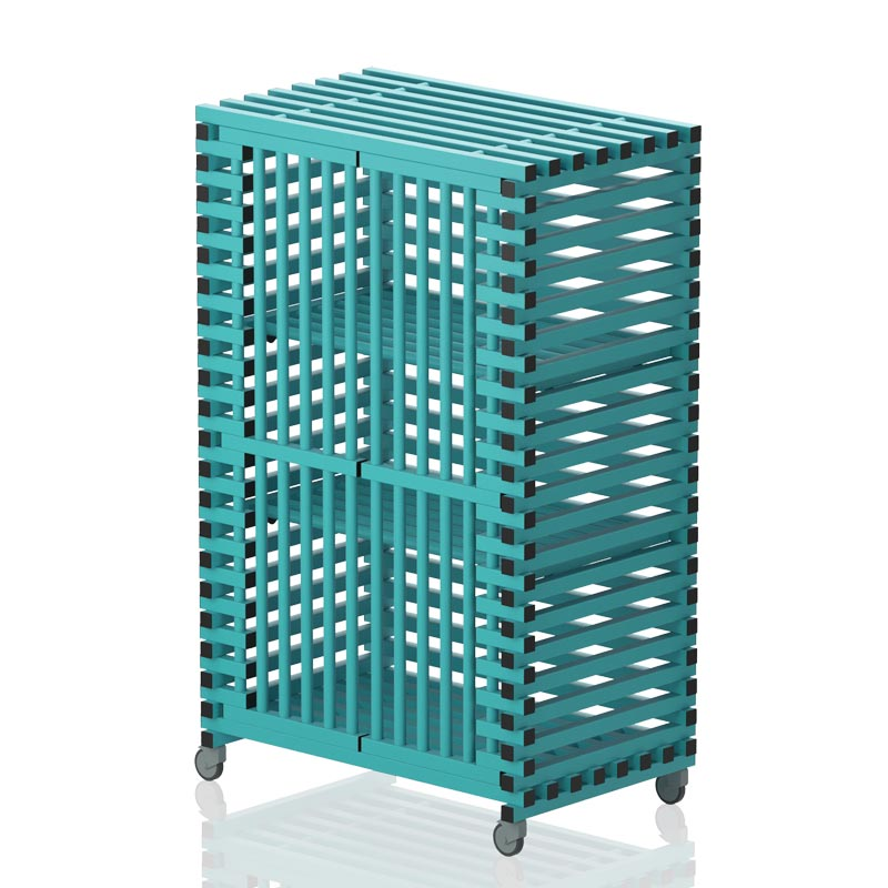 Vendiplas Mobile Cabinet Large