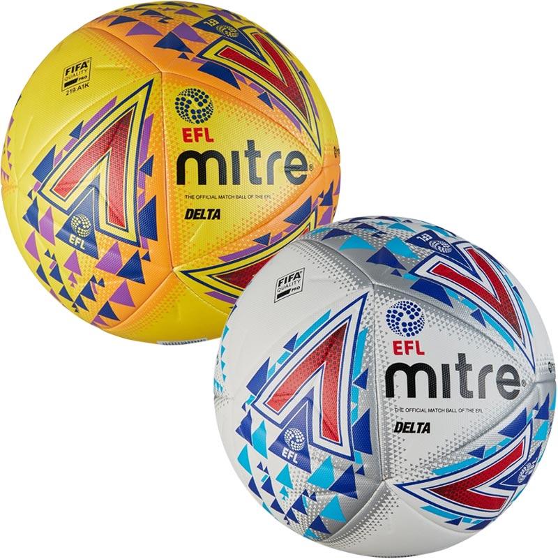 Mitre Delta Legend Match Football