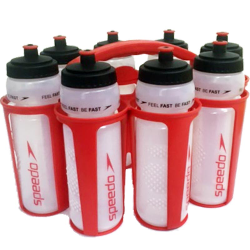 Water Bottle Set: Speedo Water Bottle 8 Set