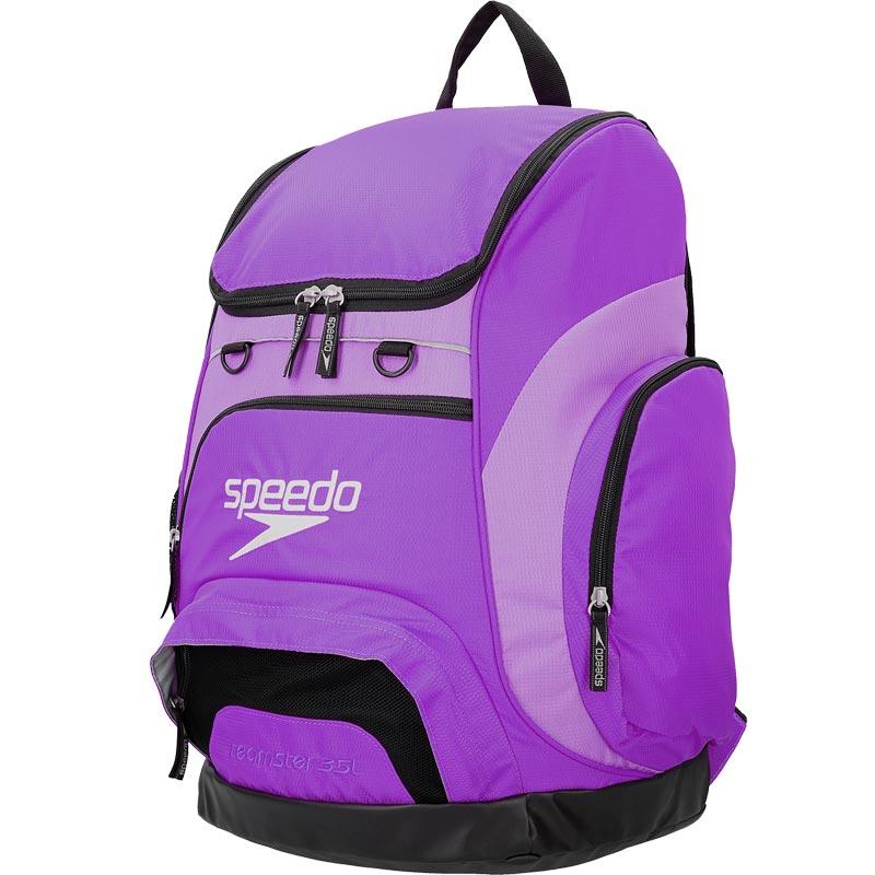 Speedo Teamster Backpack 35 Litre Purple
