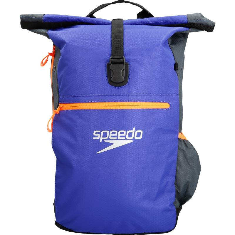 Speedo Team 3 Rucksack Oxid Grey/Ultramarine