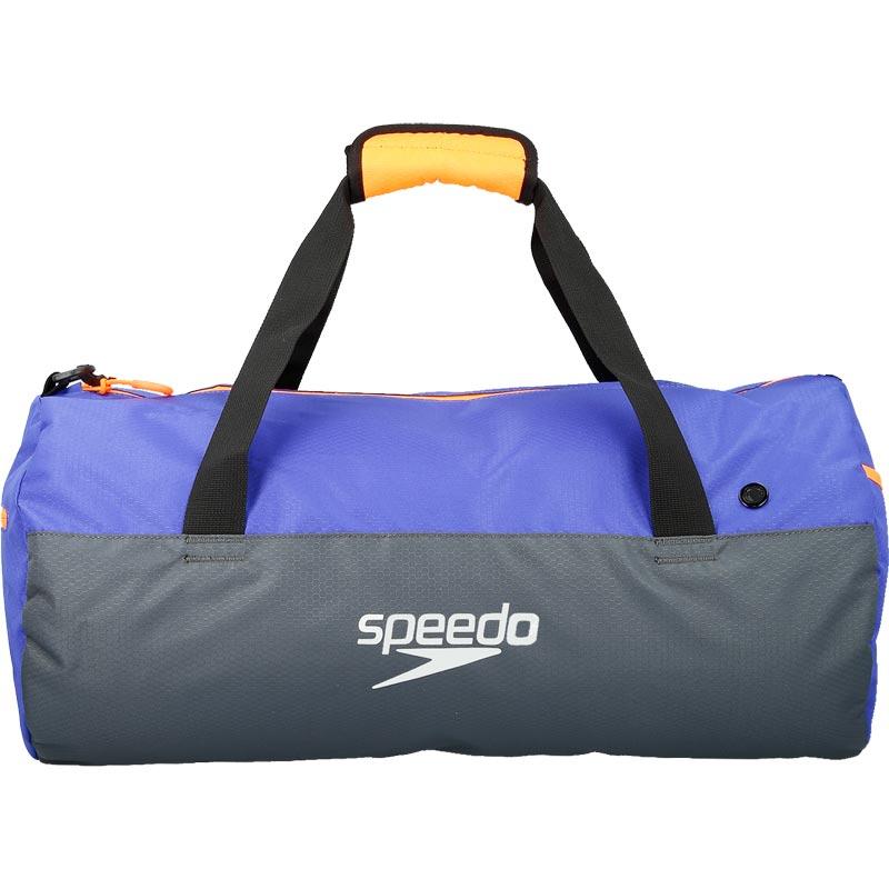 Speedo Duffel Bag Oxid Grey Ultramarine