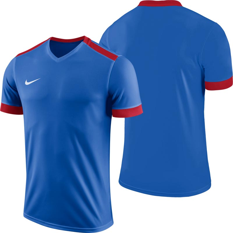 Nike Park Derby II Short Sleeve Senior Football  Jersey