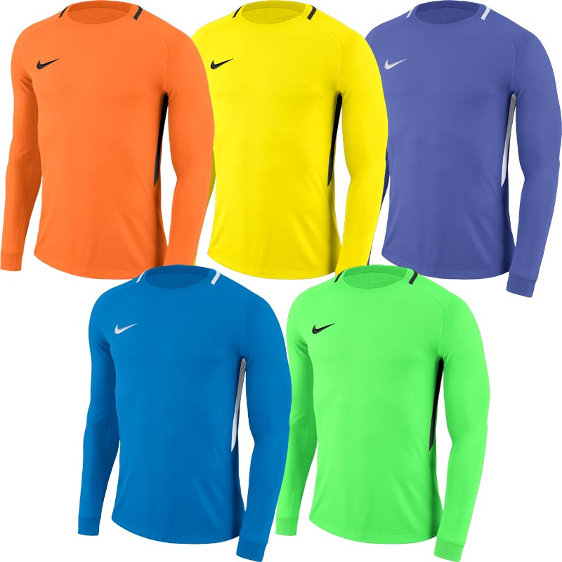 Nike Park III Long Sleeve Junior Goalkeeper Jersey