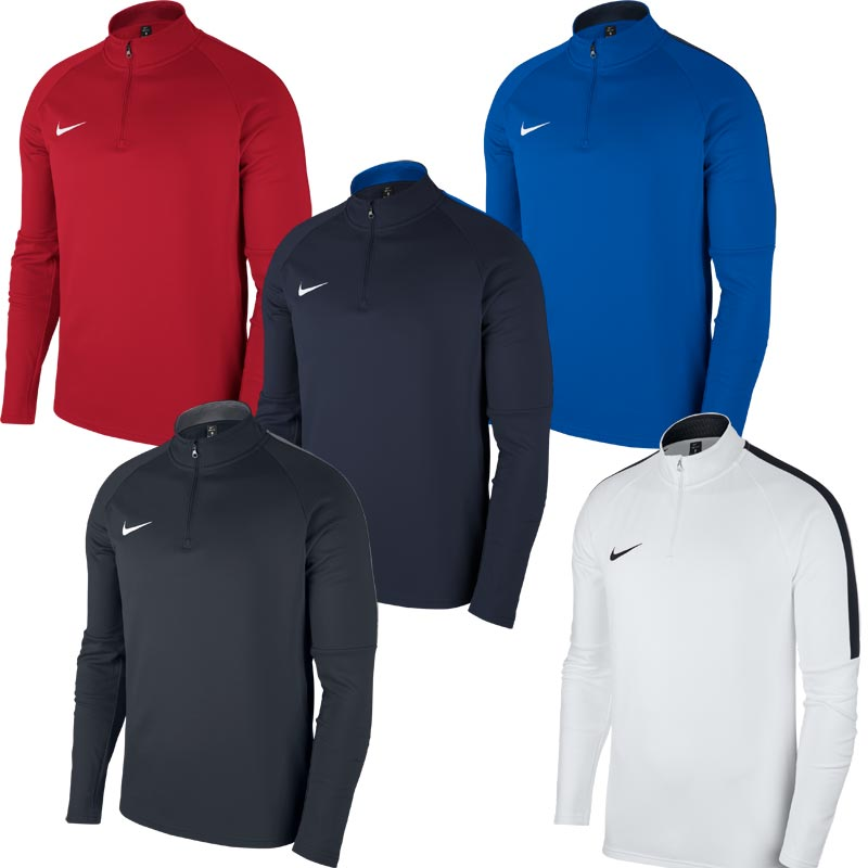 big sale dfd04 58ab5 Nike Academy 18 Junior Midlayer Top. Tap to expand