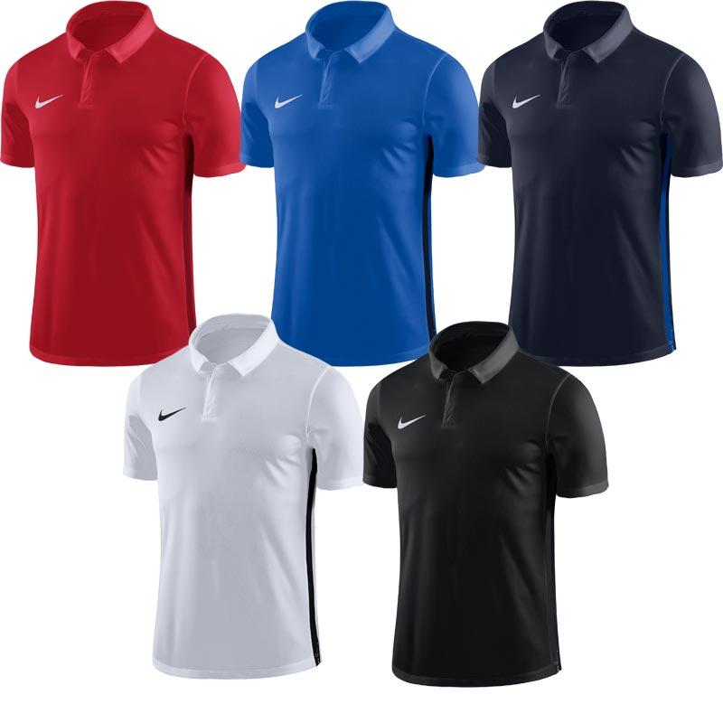 Empírico Prima Creo que  Nike Academy 18 Junior Polo Shirt