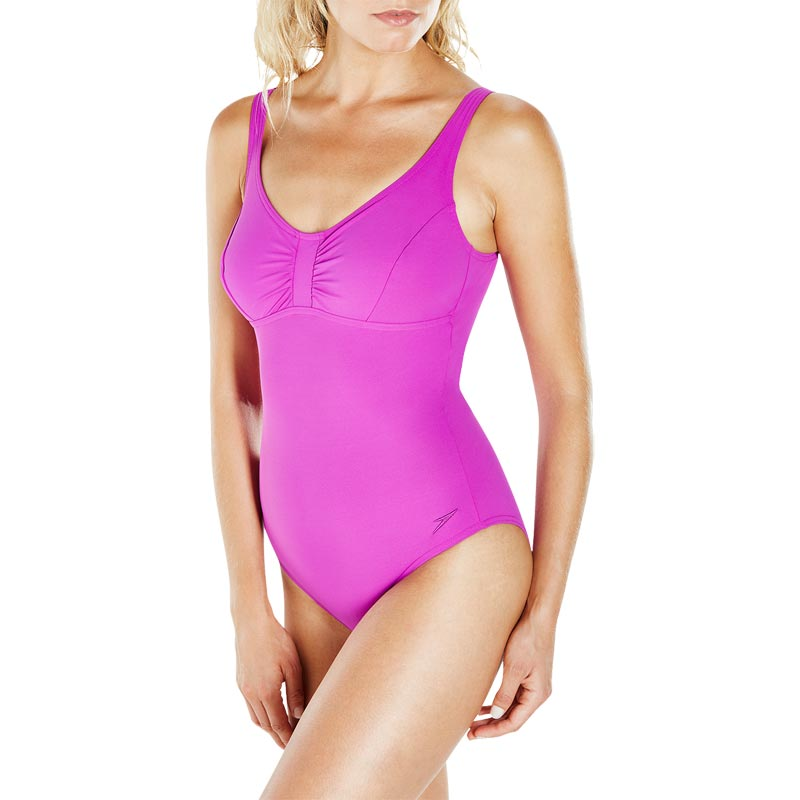 Speedo Aquagem Swimsuit Diva