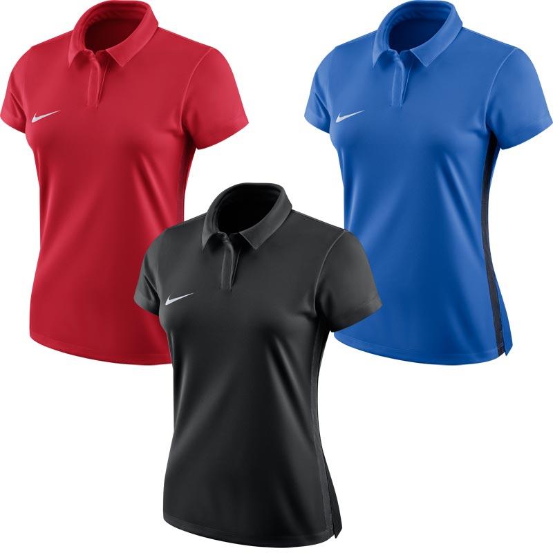 Nike Academy 18 Womens Polo Shirt