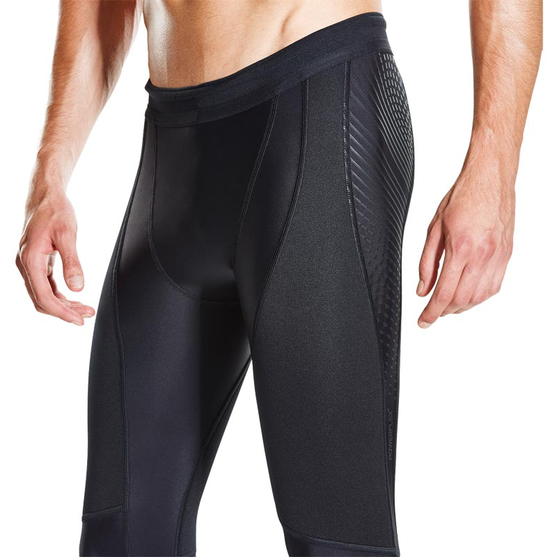 Speedo Fit Hydroraise Legskin Black