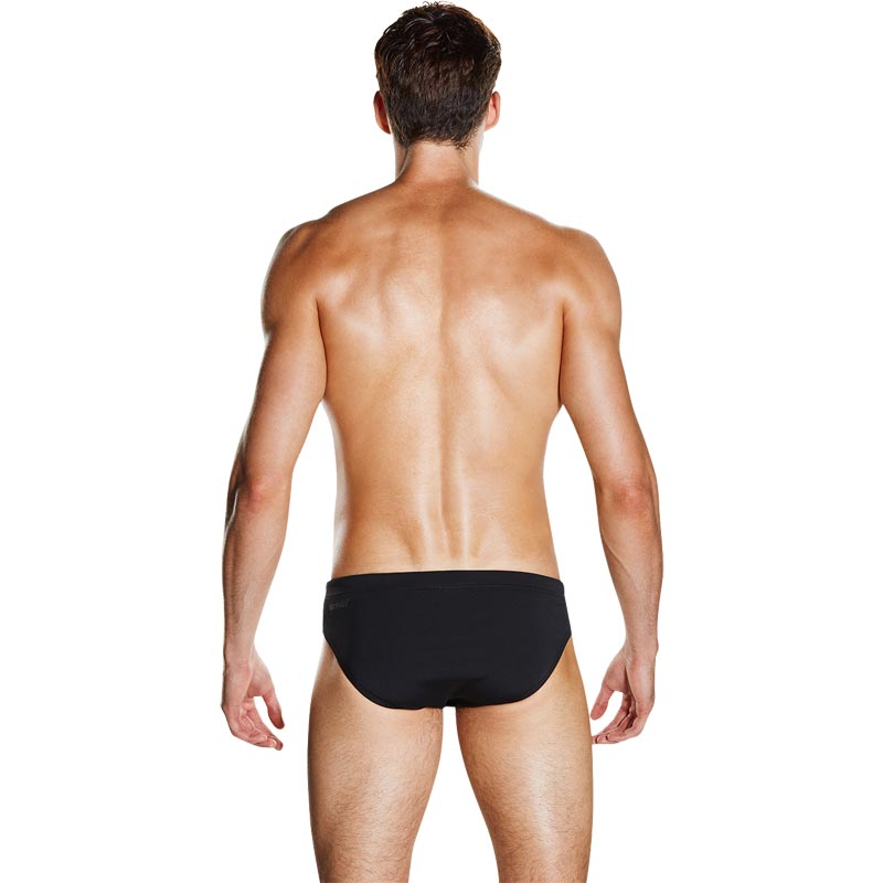 Speedo Energyblast Placement Brief Black/Lobster/Violet