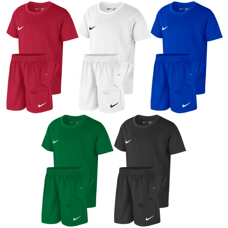 Nike Park Little Kids Football Kit Set