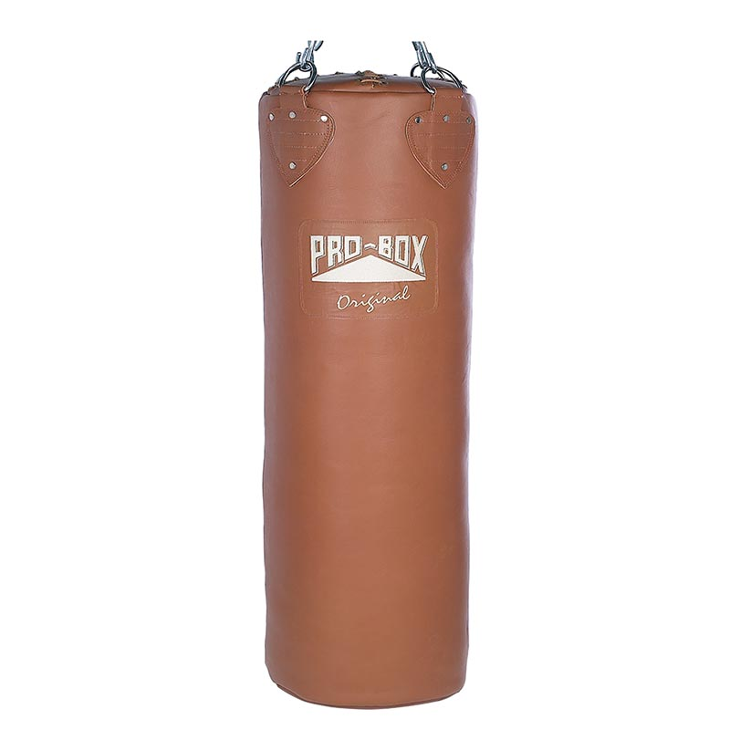 Pro Box Leather Heavy Punch Bag 3ft Original Collection