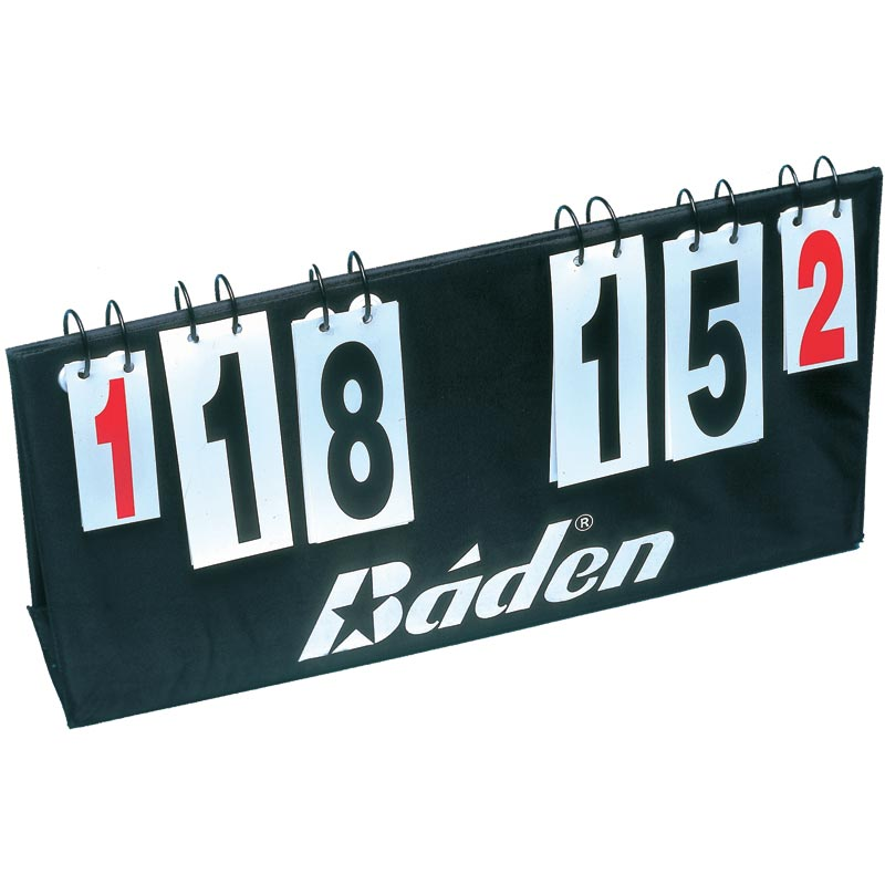 Baden Flip Over Basketball Scoring Unit
