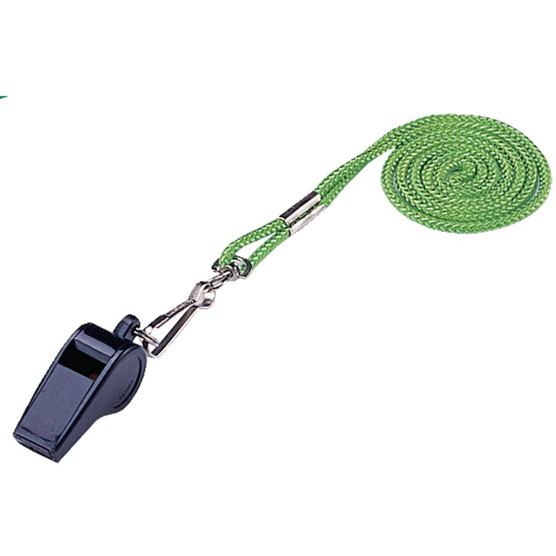 Ziland Official Plastic Whistle + Lanyard