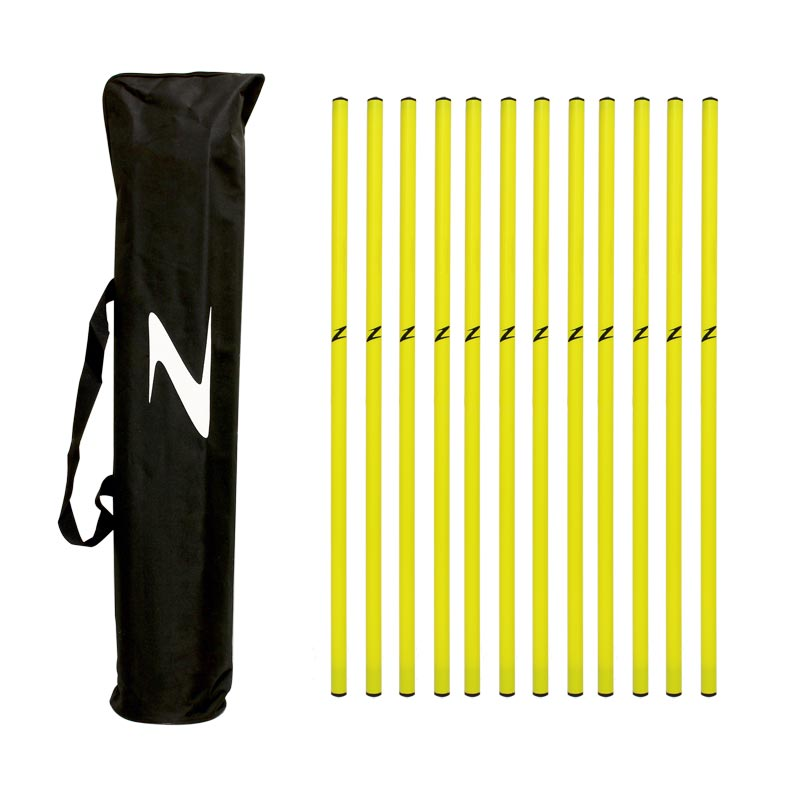 Ziland Speed Agility Poles 12 Pack