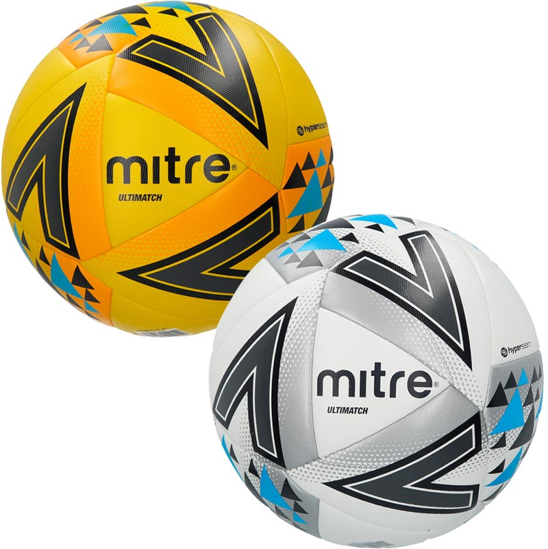 Mitre Ultimatch Match Football