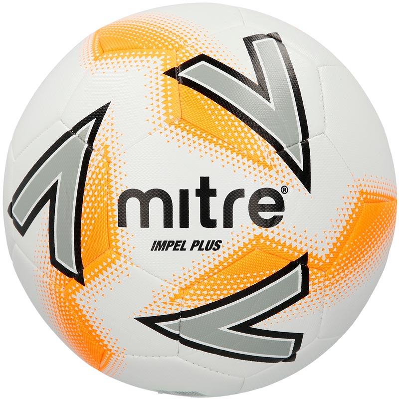 Mitre Impel Plus Training Football White