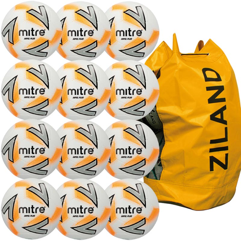 Mitre Impel Plus Training Football
