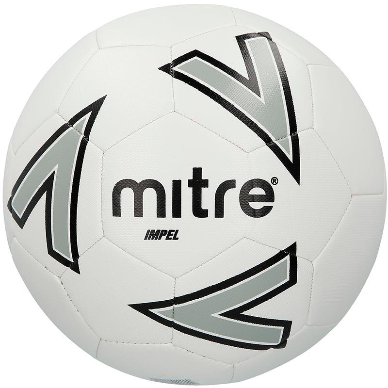 Mitre Impel Training Football White