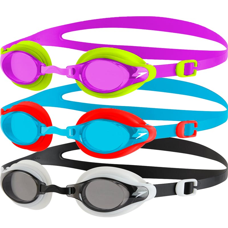 Speedo Mariner Supreme Junior Swimming Goggles