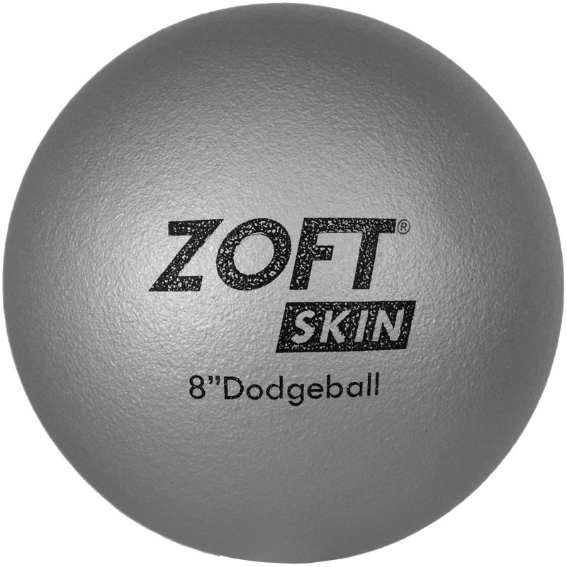 Zoftskin Dodgeball 8 Inch