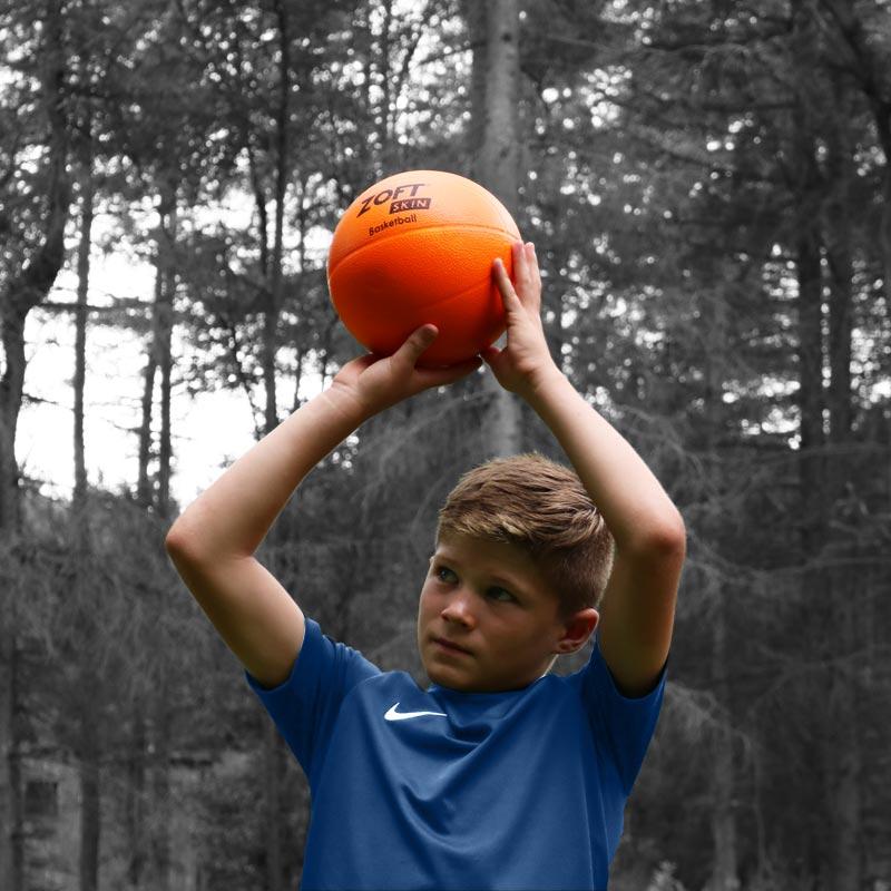 Zoftskin Basketball 7.5 Inch