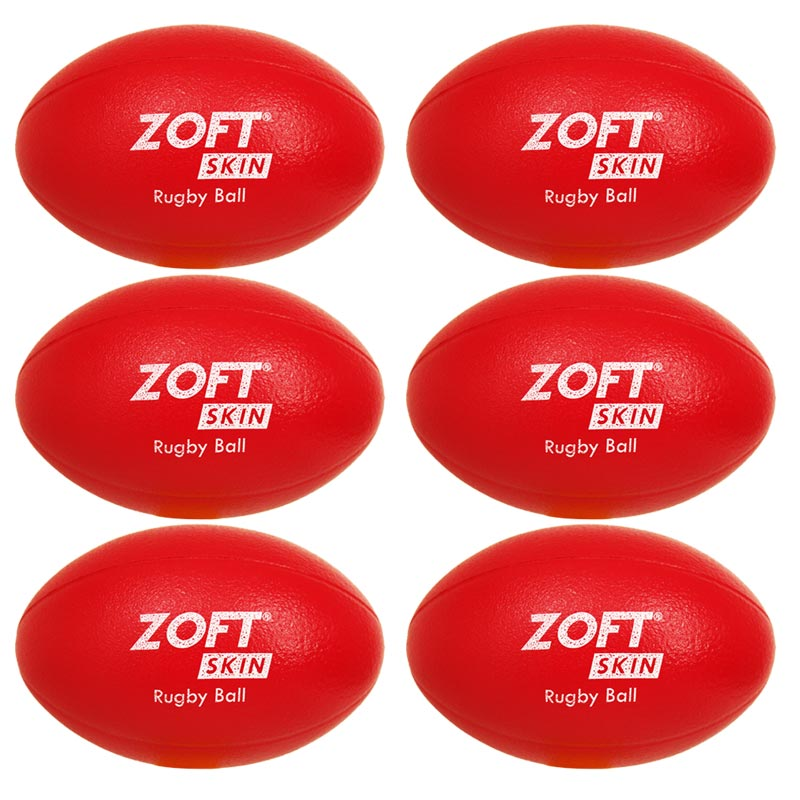Zoftskin Touch Rugby Ball Size 3