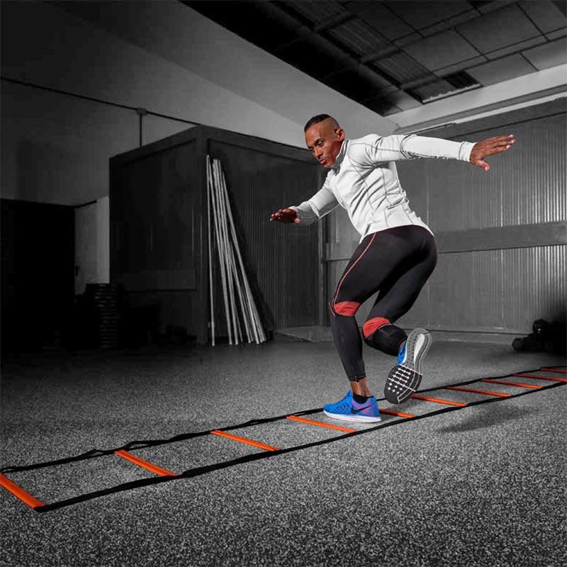 ATREQ Flexible Softrung Speed Ladder