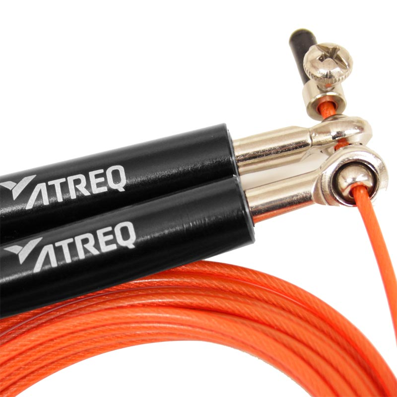 ATREQ Elite Speed Cable Skipping Rope