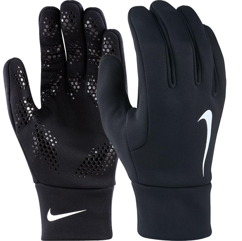Nike Soccer Gloves: Nike Hyperwarm Field Players Football Gloves