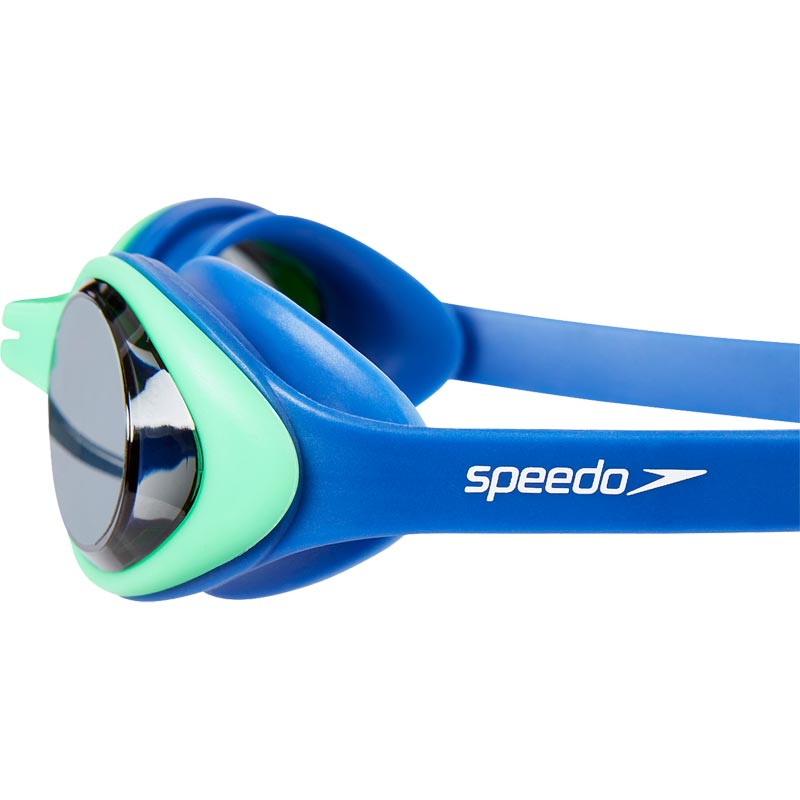 Speedo Junior Illusion 3D Printed Swimming Goggles