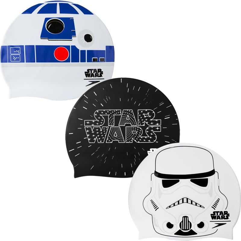 Speedo Junior Star Wars Swimming Cap