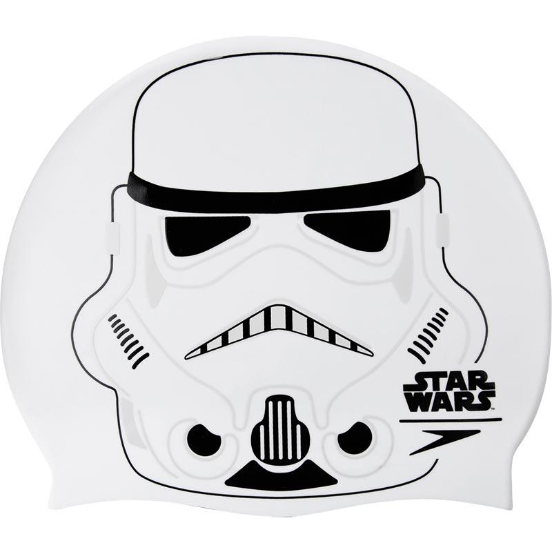 Speedo Junior Star Wars Stormtrooper Swimming Cap